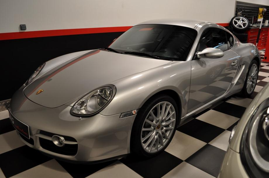 Ag Collection  Porsche Cayman 2 7l