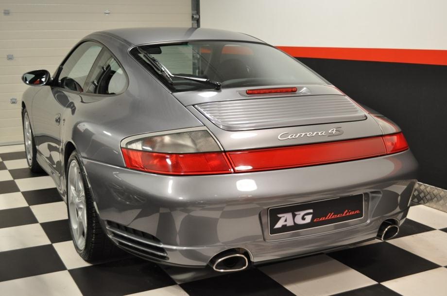 Ag collection porsche 996 4s x51 for Porsche 996 interieur